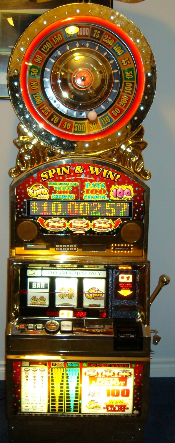 MONTE CARLO SPIN AND WIN